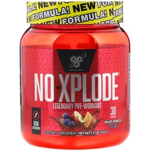 N.O.-Xplode, Grape, 1.22 lbs (555 g