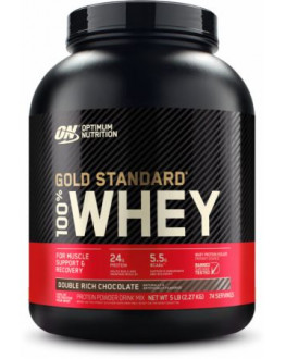 Whey, Gold Standard, , 5 lbs (2,27 kg , واي جولد ستاندر