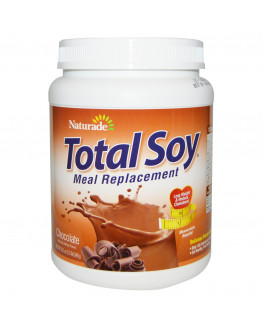 Total Soy, Meal Replacement, Chocolate, 19.1 oz (540 g